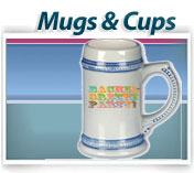 Mugs Cups Bachelorette Party Cups & Beer Mugs Personalized!