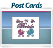bachelorette post cards Bachelorette Party Post Cards & Invitations
