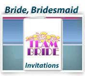 bachelorette party bridal shower invitation ideas