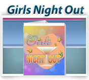 girls night out invitations Amazing Girls Night Out Invitations
