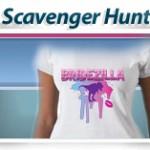 scavenger hunt bachelorette checklist