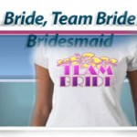 Bride T Shirt Bridesmaid Team Bride Shirts