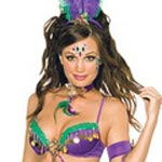 bachelorette party mardi gras theme